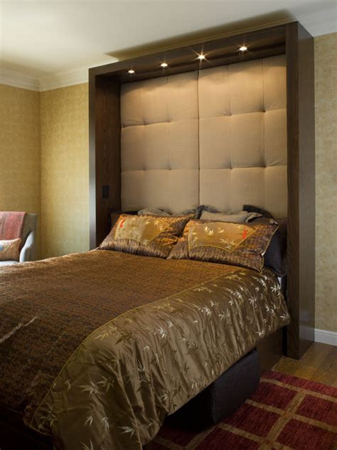 Magnificent Single Bed Headboard With Magnificent Padded Headboard In Spaces Contemporary With