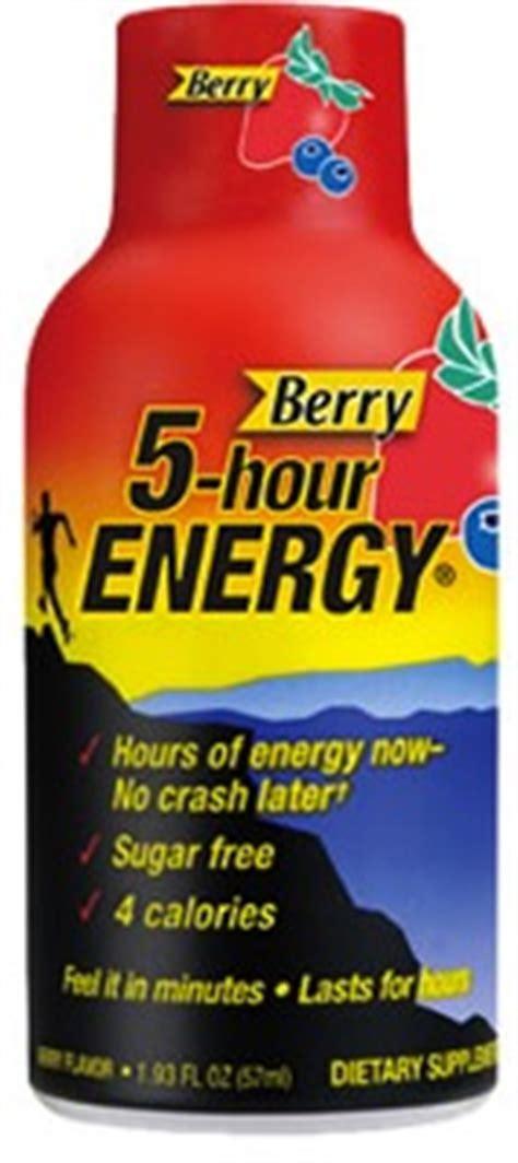 6 hr energy drink did 5 hour energy kill 13