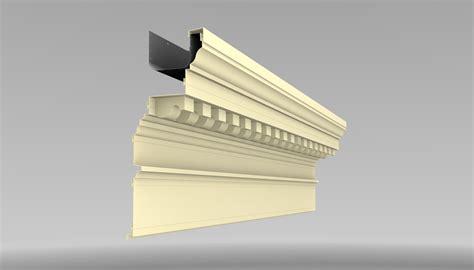 Cornice Design Extruded Aluminum Cornices Saf Southern Aluminum