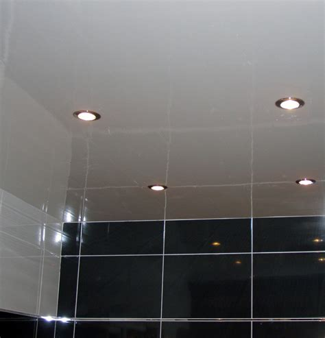 Upvc Bathroom Ceiling by Bathroom Ceiling Cladding 171 Ceiling Systems