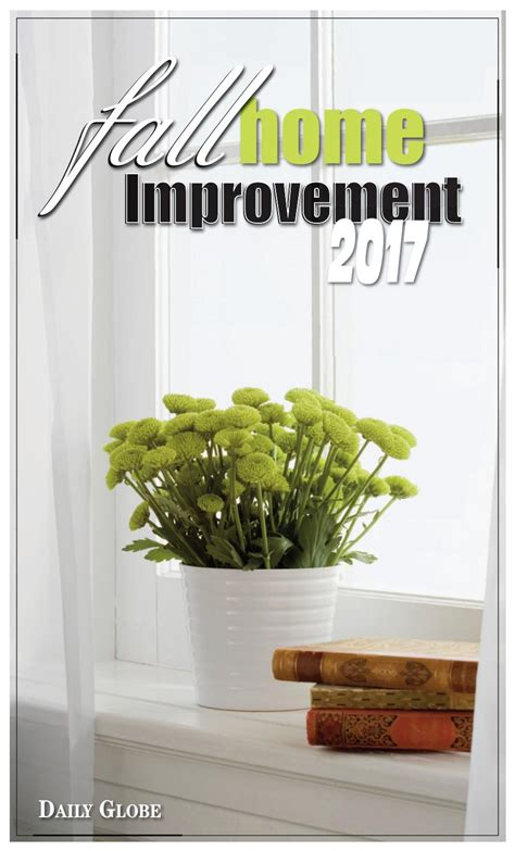 fall home improvement 2017 by jacob vallejo issuu