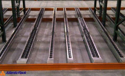 Pallet Flow Rack by Pallet Flow Rack Storage System Atlantic Rack