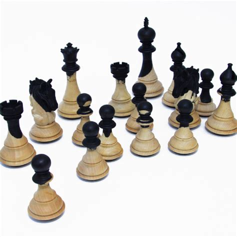chess piece designs luxury chess pieces in a superb style