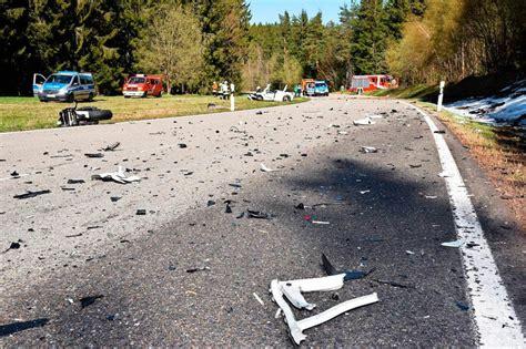 Motorrad Unfall Deutschland by Schwerer Motorradunfall Zwischen Lenzkirch Und Schluchsee