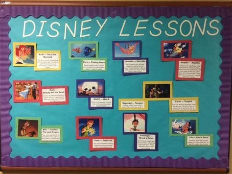 Disney Themed Floor - 563 best bulletin boards and door tags images on