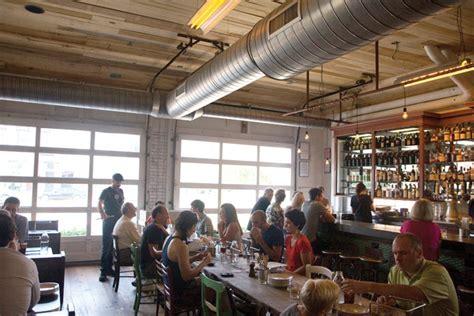 Garage Restaurant by Open Gt Garage Bar 171 Branden Klayko