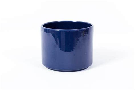 Cobalt Blue Planters by Gloss Cobalt Blue Gainey Ac 6 Planter La Verne