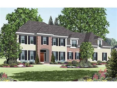 pin by gwendolyn davis on for the home pinterest eplans georgian house plan four bedroom georgian 3783