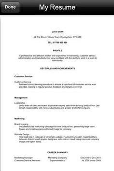 1000 images about resume cv apps on resume