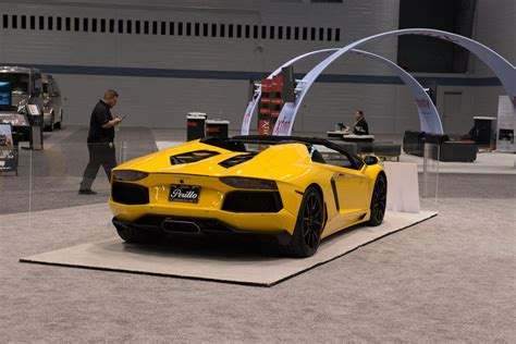 Lamborghini Top Speed 2013 Lamborghini Aventador Lp700 4 Roadster Picture