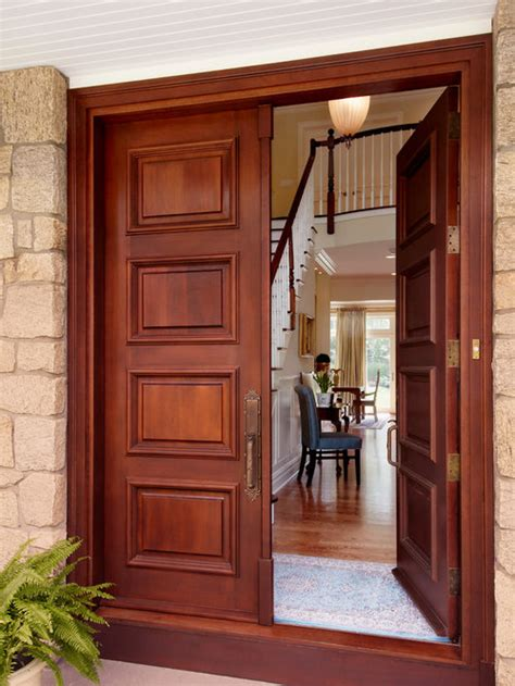 double doors home design ideas pictures remodel  decor