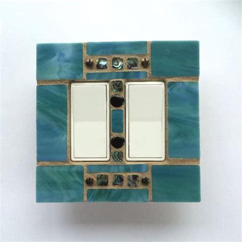 glass light switch covers decorative decora stained glass light switch cover with