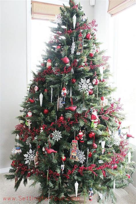 decorating christmas trees with berries these 21 trees perfectly match your favorite huffpost