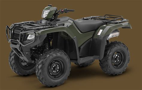 2015 honda fourtrax foreman rubicon 4x4 arrives in 6