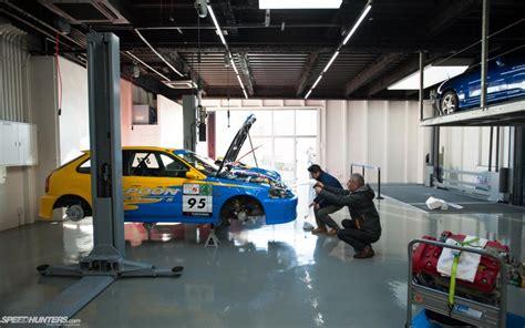 Car Wallpaper Hd Pc Honda by Honda Civic Race Car Garage Spoon Hd Wallpaper Cars