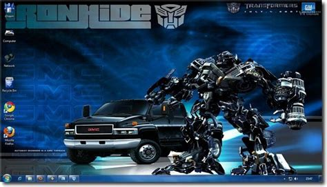 wallpaper bergerak pc windows 7 transformers theme for windows 7 and windows 8