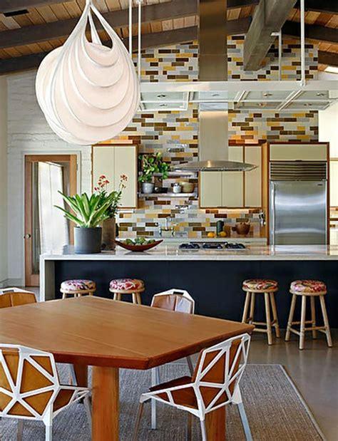 am駭agement d une cuisine 15 id 233 es multicolores pour cr 233 er une cuisine moderne 224 l