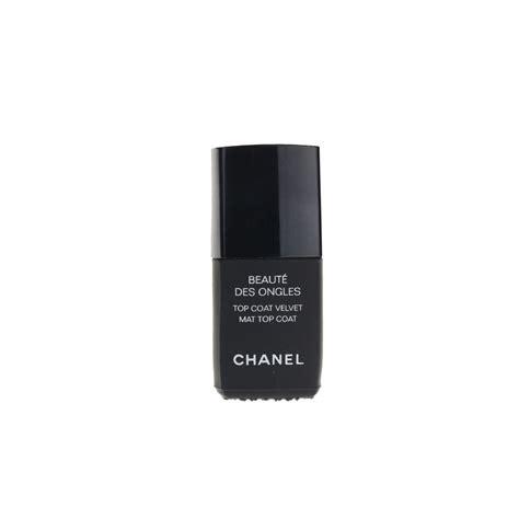 Top Coat Velvet Mat Top Coat by Chanel Nail Top Coat Velvet Mat Top Coat 0 4oz