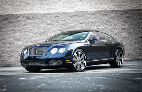 custom bentley customized bentley continental gt exclusive motoring