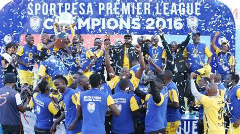 epl kenya it has been a challenging season in kenyan premier league