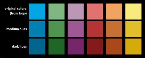 color schemes color palette puntografix mike eberly s creative studio