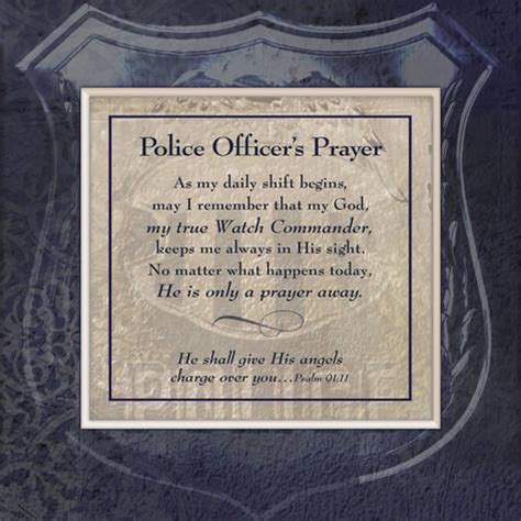 Prayers For Officers by Officer S Prayer Posters Allposters Co Uk