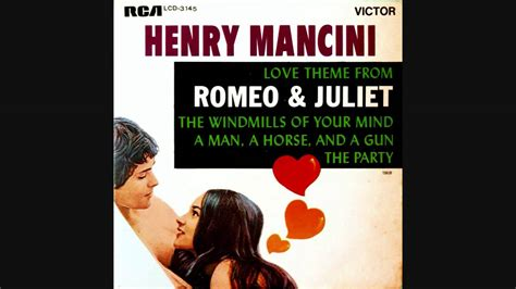 theme from romeo and juliet youtube romeo juliet love theme nino rota perf by henry