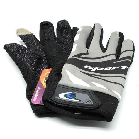 Sarung Tangan Olahraga sarung tangan olahraga motor finger kp n847 black