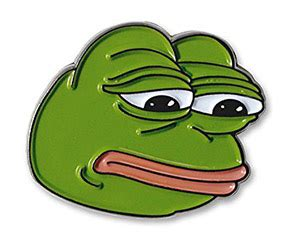 Frog Face Meme - pepe the meme pin 187 the worst things for sale