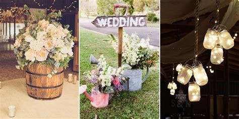 Engagement Decorations Diy by 18 Stunning Diy Rustic Wedding Decorations