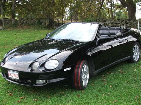 1997 Toyota Celica Convertible 1997 Toyota Celica Pictures Cargurus