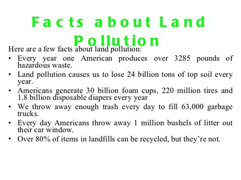 Landscape Pollution Definition Pollution 1