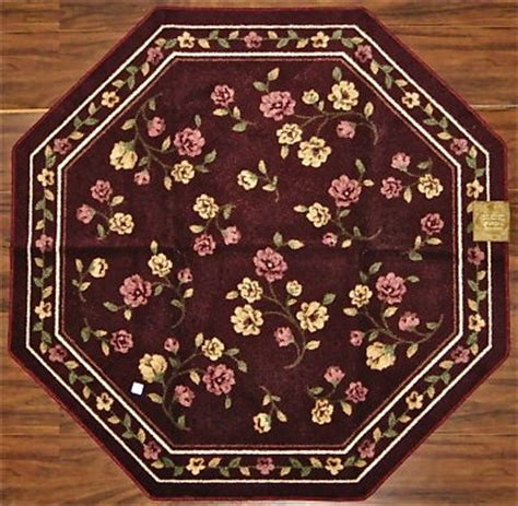 Octagon Kitchen Rug Octagon Kitchen Rug 5 Octagon Kitchen Fruits Beige Ivory Area Rug Washable Grapes Pears