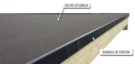 les diff 233 rentes toitures pour votre abri de jardin abri chalet