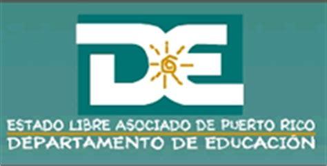 departamento de educacion de puerto rico degobiernopr departamento de educacin de puerto rico