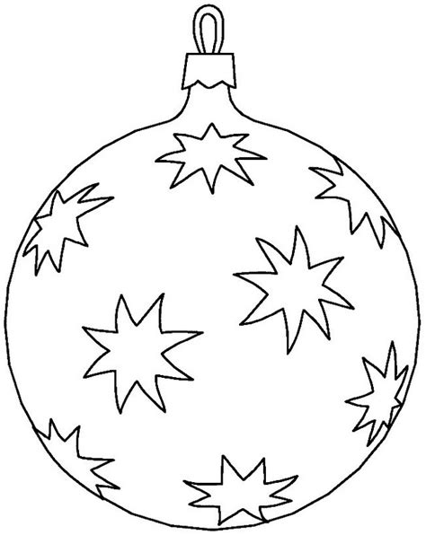 christmas balls colouring pages az coloring pages