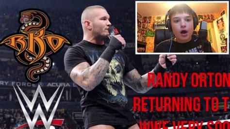 randy orton return date 2016 wwe developing backstage news on randy orton s wwe return
