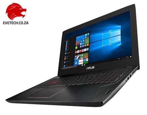 Buy Asus Laptop I7 buy asus fx502vm i7 gtx 1060 gaming laptop with 16gb ram free shipping at evetech co za