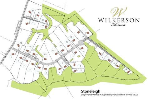 sle site plan stoneleigh diagram for site plans hughesville md homes