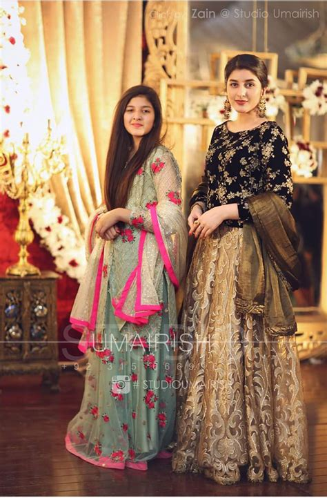 latest pakistani dresses and frocks 2017 for wedding