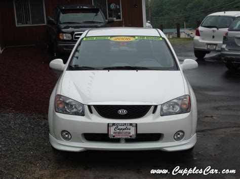 2006 Kia Spectra5 Sx Hatchback For Sale In Laconia Nh