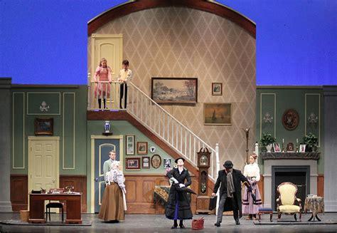mary poppins set rental banks chinchilla theatrical scenic mary poppins scenery rental