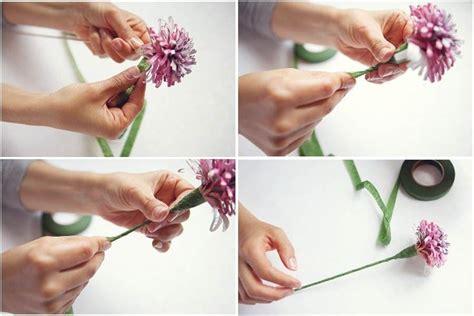 come creare fiori di carta crespa come realizzare fiori di carta crespa fiori di carta