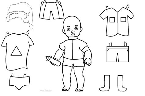 pioneer coloring paper dolls coloring pages