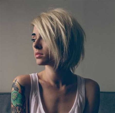 fabulous layered short haircut for thick hair hairstyles 40 fabulous short layered haircuts crazyforus