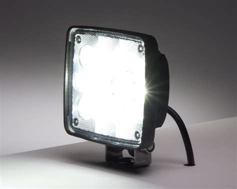 spot led 4 quot square 10w duty high powered led spot light led