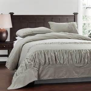 Cotton Duvet Cover Aliexpress Buy Linen Cotton Duvet Cover Set With