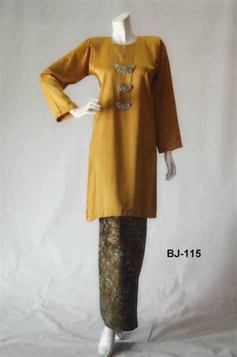 Baju Melayu Emas diskaun 18 baju kurung pahang pesak gantung syaisya
