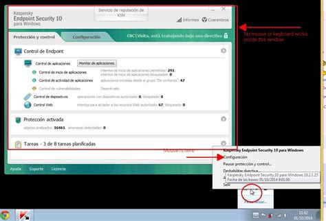 reset password kaspersky endpoint ultravnc view topic kaspersky endpoint security solved