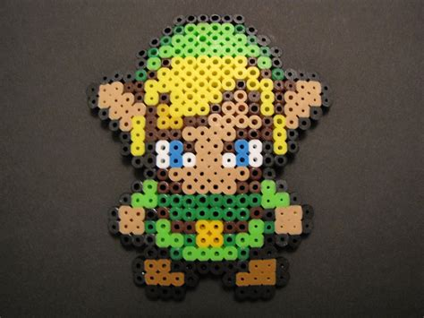 link perler bead link perler by themidnightwhisp on deviantart